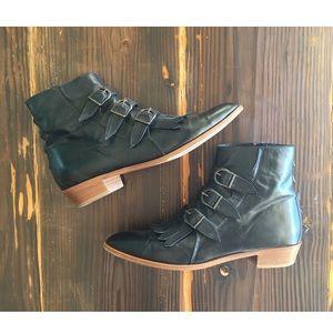 Modern Vice Jett Boot in Black